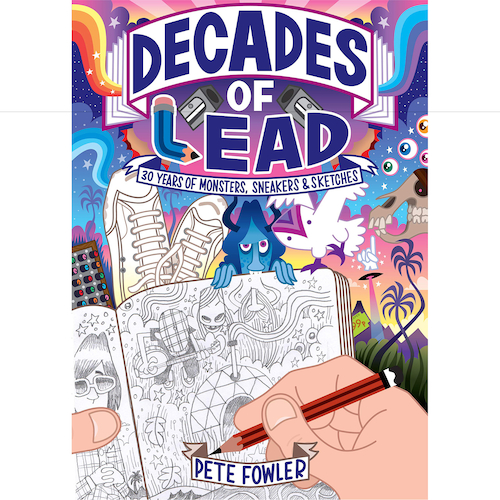 Decades of Lead by Pete Fowler
