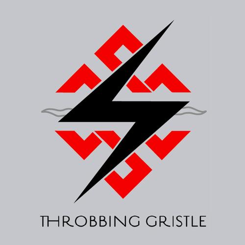 Throbbing Gristle - TG USA 2009 Tour T-Shirt -CHICAGO GREY