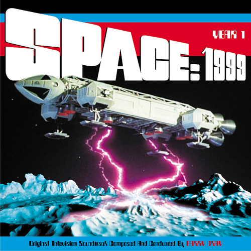 Original Television Soundtrack - SPACE: 1999 YEAR 1