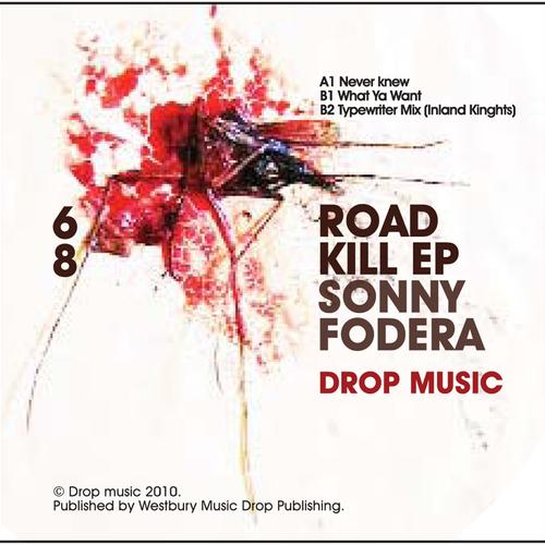 Sonny Fodera - Road Kill  EP