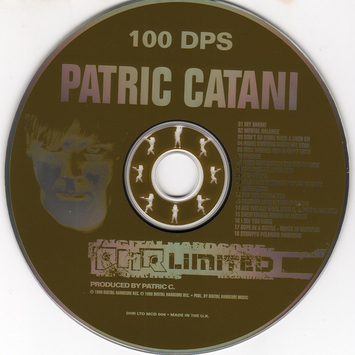 Patric Catani - 100 Decisions per Second