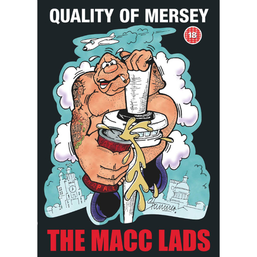 Macc Lads - Quality Of Mersey / Morecambe