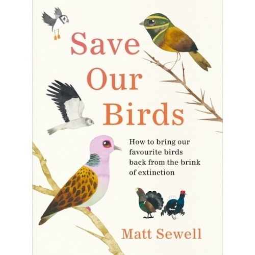 Save Our Birds by Matt Sewell