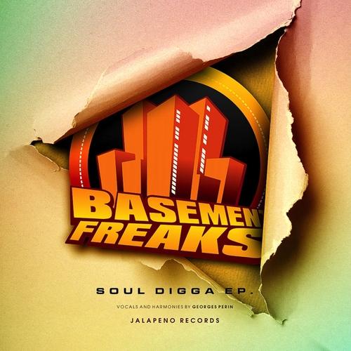 Basement Freaks - Soul Digga EP