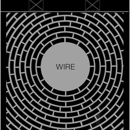 Wire 2015 Tote Bag