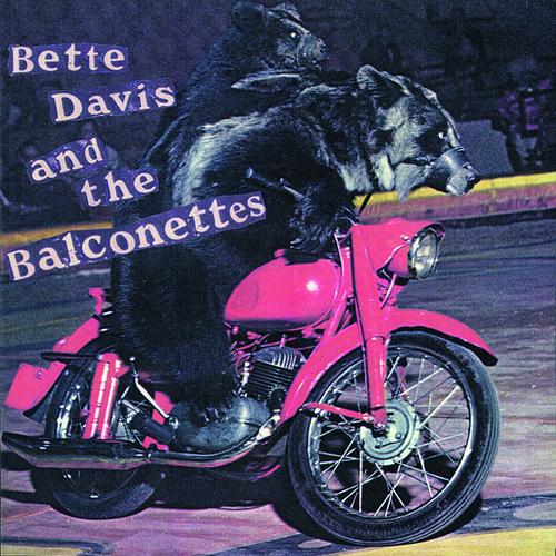 Bette Davis And The Balconettes - Surf, Surf, Kill, Kill