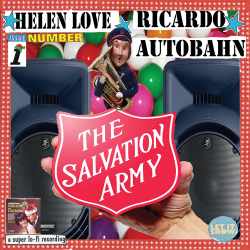 Helen Love and Ricardo Autobahn - And the Salvation Army Band Plays