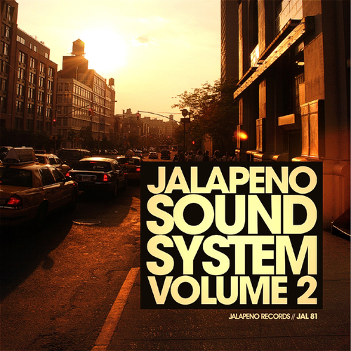 Various Artists - Jalapeno Sound System Vol.2