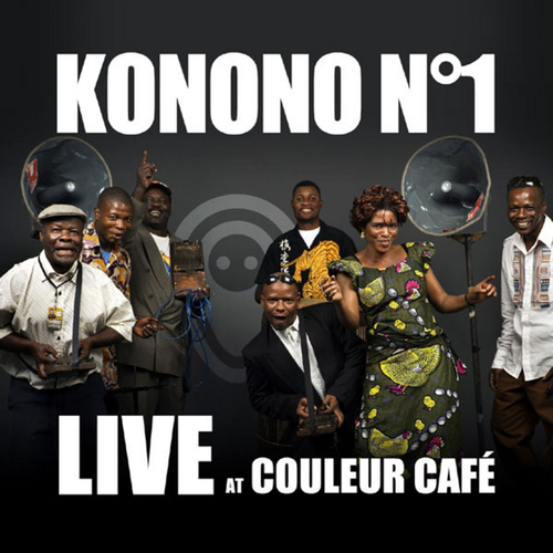 Konono N°1 - Live at Couleur Cafe