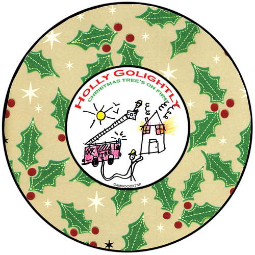 Holly Golightly - Christmas Tree On Fire (Picture Disc)