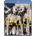 Salo, Or The 120 Days Of Sodom Blu Ray