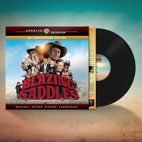 Blazing Saddles OST