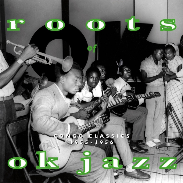 Various Artists Roots Of Ok Jazz Crammed