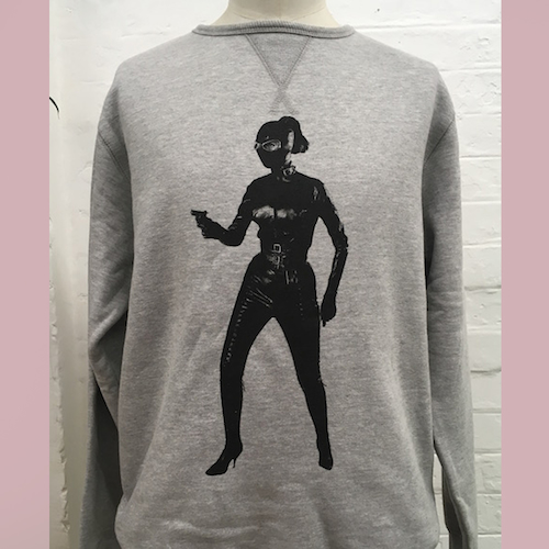 Atomage GRANVILLE GIRL sweatshirt
