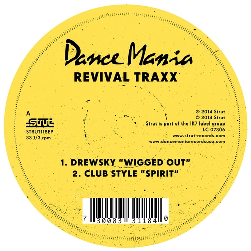 Various Artists - Dance Mania: 'Revival Traxx'