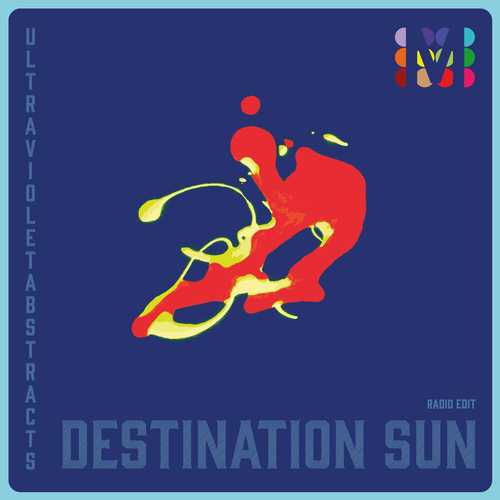 Ultra Violet Abstracts - Destination Sun