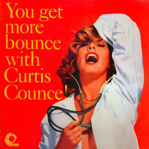 The Curtis Counce Group - You Get More Bounce With Curtis Counce!
