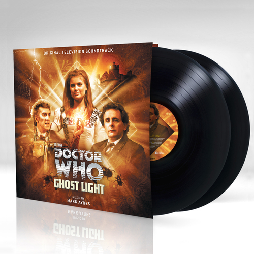 "Ghostlight 12"" Double Vinyl"