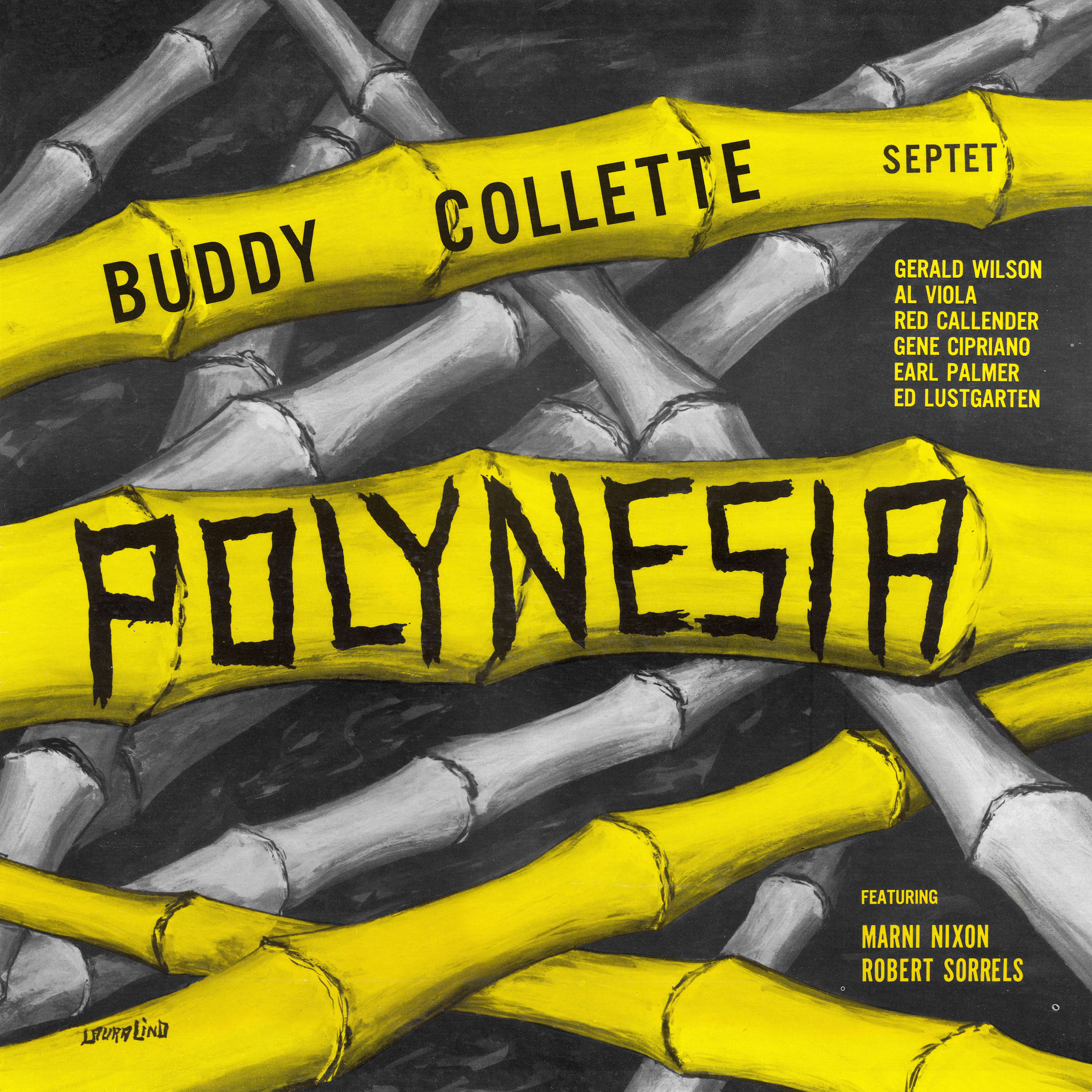 Buddy Collette Septet with Marni Nixon & Robert Sorrels - Polynesia