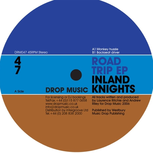 Inland Knights - Road Trip EP
