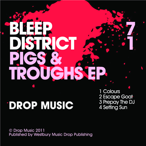 Bleep District - Pigs And Trough's EP
