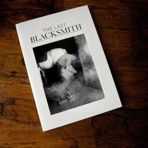 The Last Blacksmith by Ron Hewit