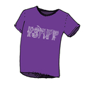 Psapp Cat Women's Aubergine T-Shirt