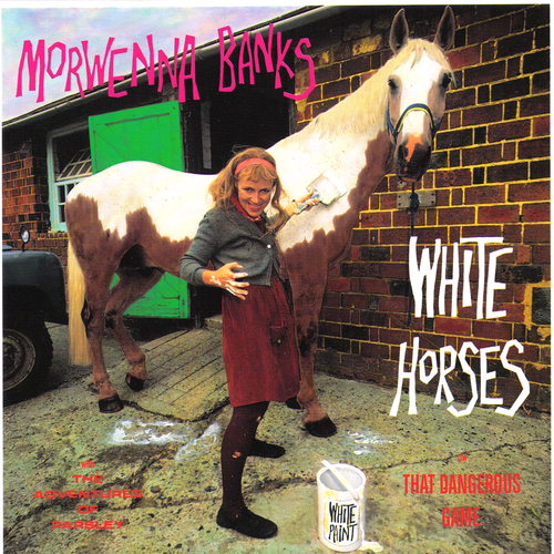 Adventures Of Parsley feat. Morweena Banks - White Horses 7