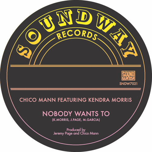Chico Mann - Nobody Wants To