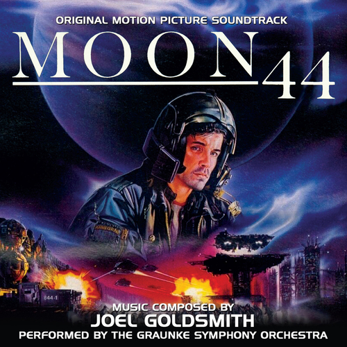 Joel Goldsmith & Graunke Symphony Orchestra - Moon 44 (Original Motion Picture Soundtrack)