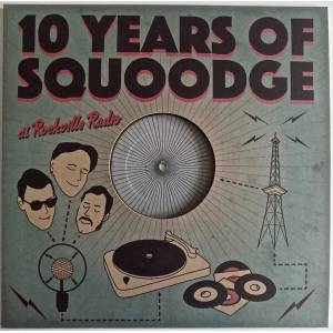 CTMF, Various Artists, Wild Billy Childish, Billy Childish - 10 Years of Squoodge LP - Various GOLD VINYL