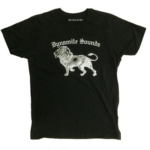 Dynamite Sounds Black T-shirt