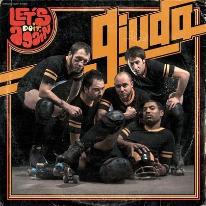 Giuda - Let's Do It Again LP (ITALIAN PRESSING)