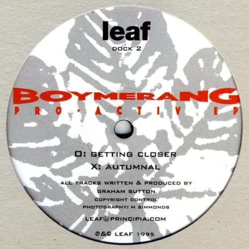 Boymerang - Pro-Activ EP