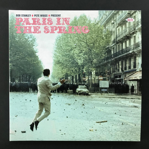 Paris In  The Spring-  double vinyl album