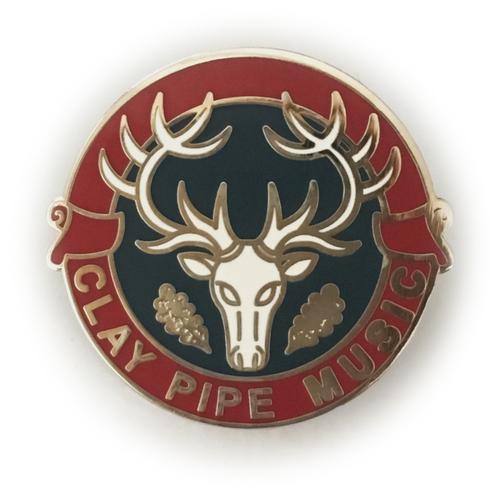 Clay Pipe badge No6