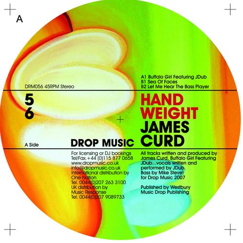James Curd - Buffalo Girl Dub