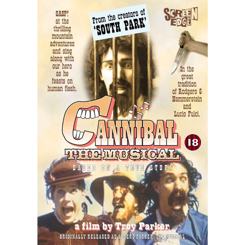 Trey Parker - Cannibal the Musical