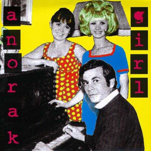 Anorak Girl - Cybersex