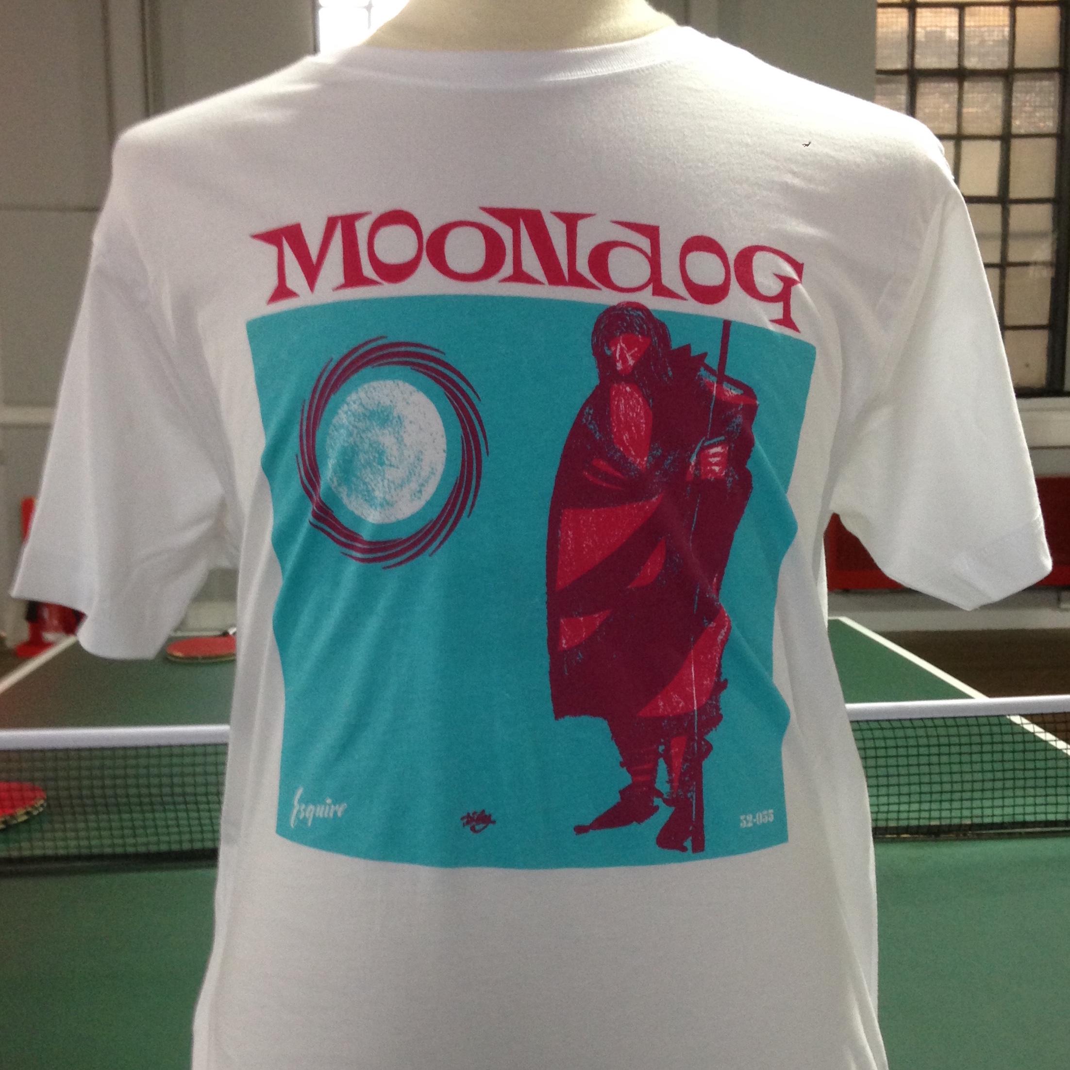 Moondog Tee Shirt