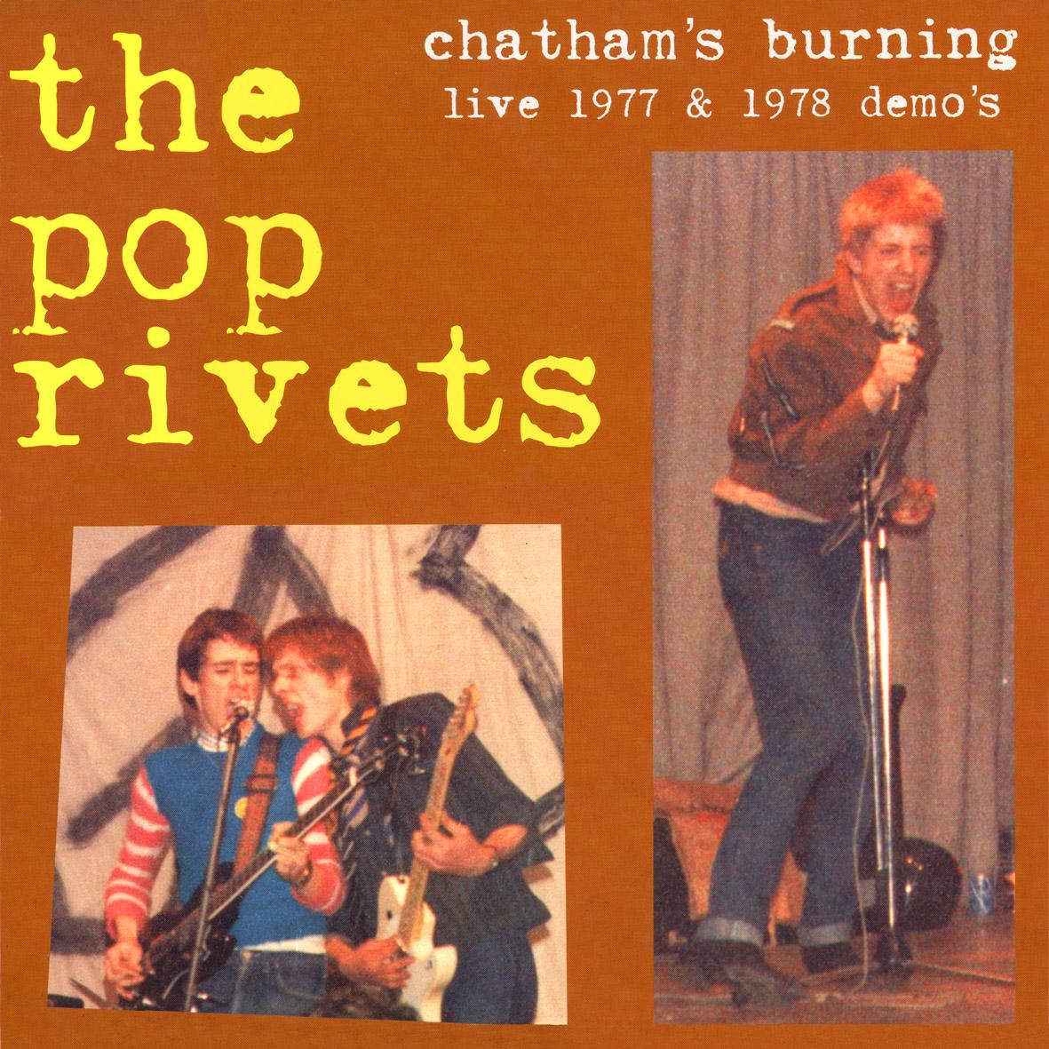 Chatham's Burning