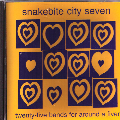 Various Artists - Various - Snakebite City 7 CD