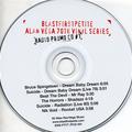 Alan Vega 70th Vinyl Series: Limited Edition radio CD