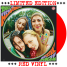Thee Headcoatees - Bozstik Haze RED VINYL