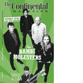 THE CONTINENTAL MAGAZINE #18 w/CD