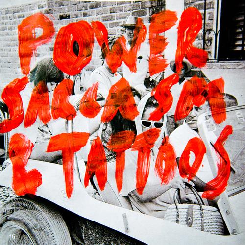 Power Sarcasm & Tattoos