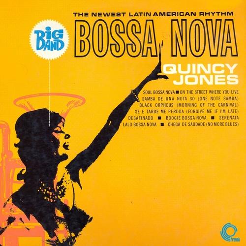 Quincy Jones - Big Band Bossa Nova (Remastered)