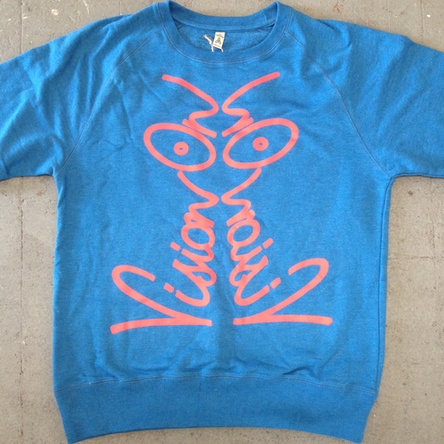 New recycled VISION ON sweatshirt