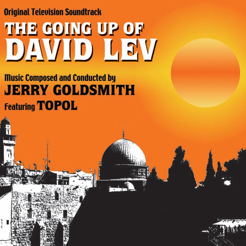 Jerry Goldsmith - The Going Up of David Lev (Original Soundtrack Recording)
