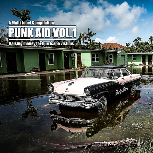 Various Artists - A Multi Label Compilation: Punk Aid, Vol. 1